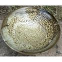 Coupelle en grès couleur léopard