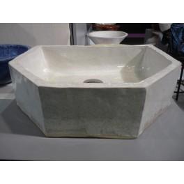 Vasque à poser ovale LE ROI SOLEIL