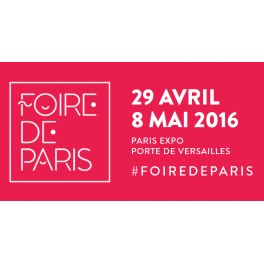 Photos de la foire de Paris 2016